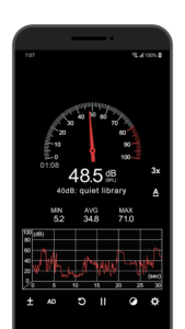 Sonómetro (Sound Meter)
