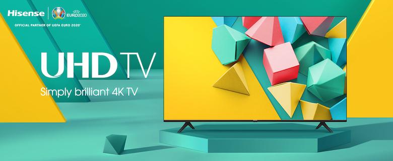 Hisense UHD TV 2020 65AE7000F
