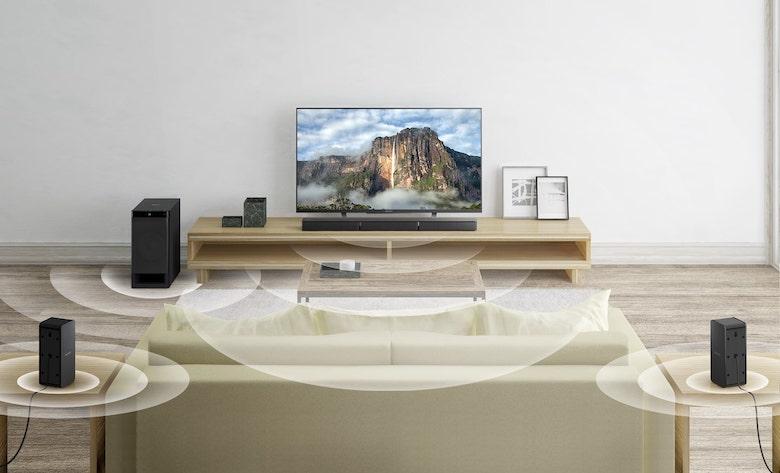 Sony HTRT3 - Barra de Sonido 5.1