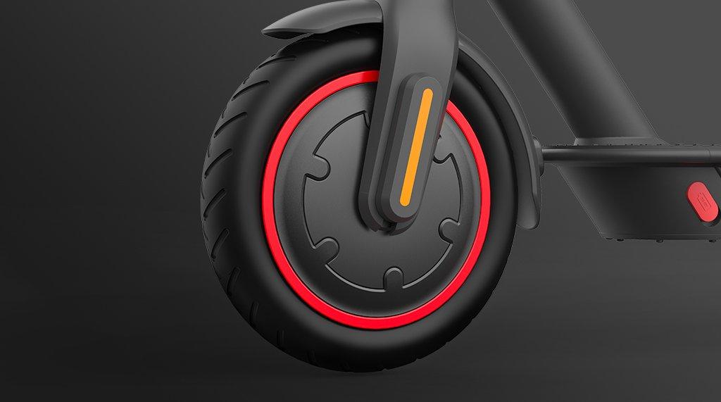 Una nueva generación de neumáticos  de 8,5 pulgadas